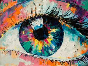 Eye_Abstract Art