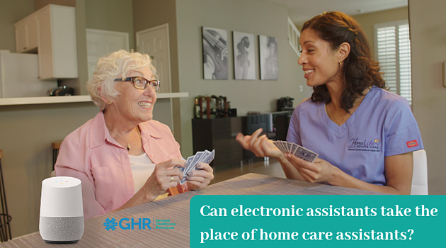 GHR - Can electronic assistants take the place of home care assistants (1)