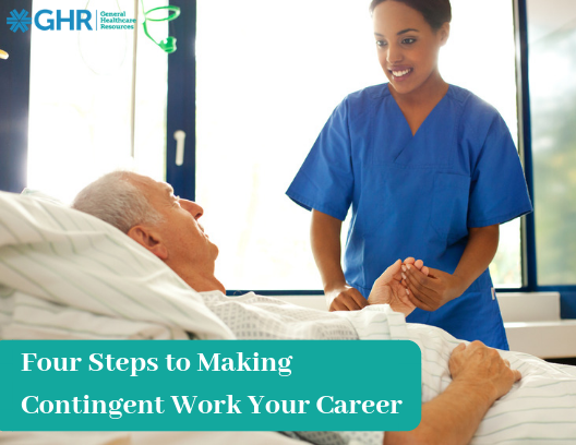 GHR - Four Steps to Making Contingent Work Your Career