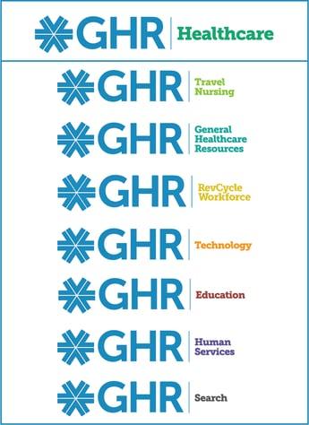GHR Brand Logo Sheet