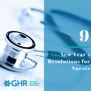 GHR- 2018 Nurse's New Year Resolutions