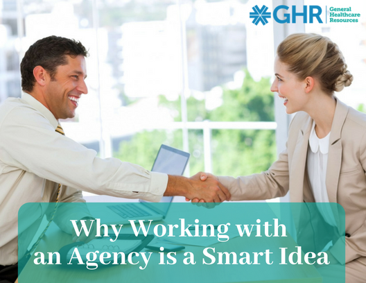 GHR- Why Working with an Agency is a Smart Idea