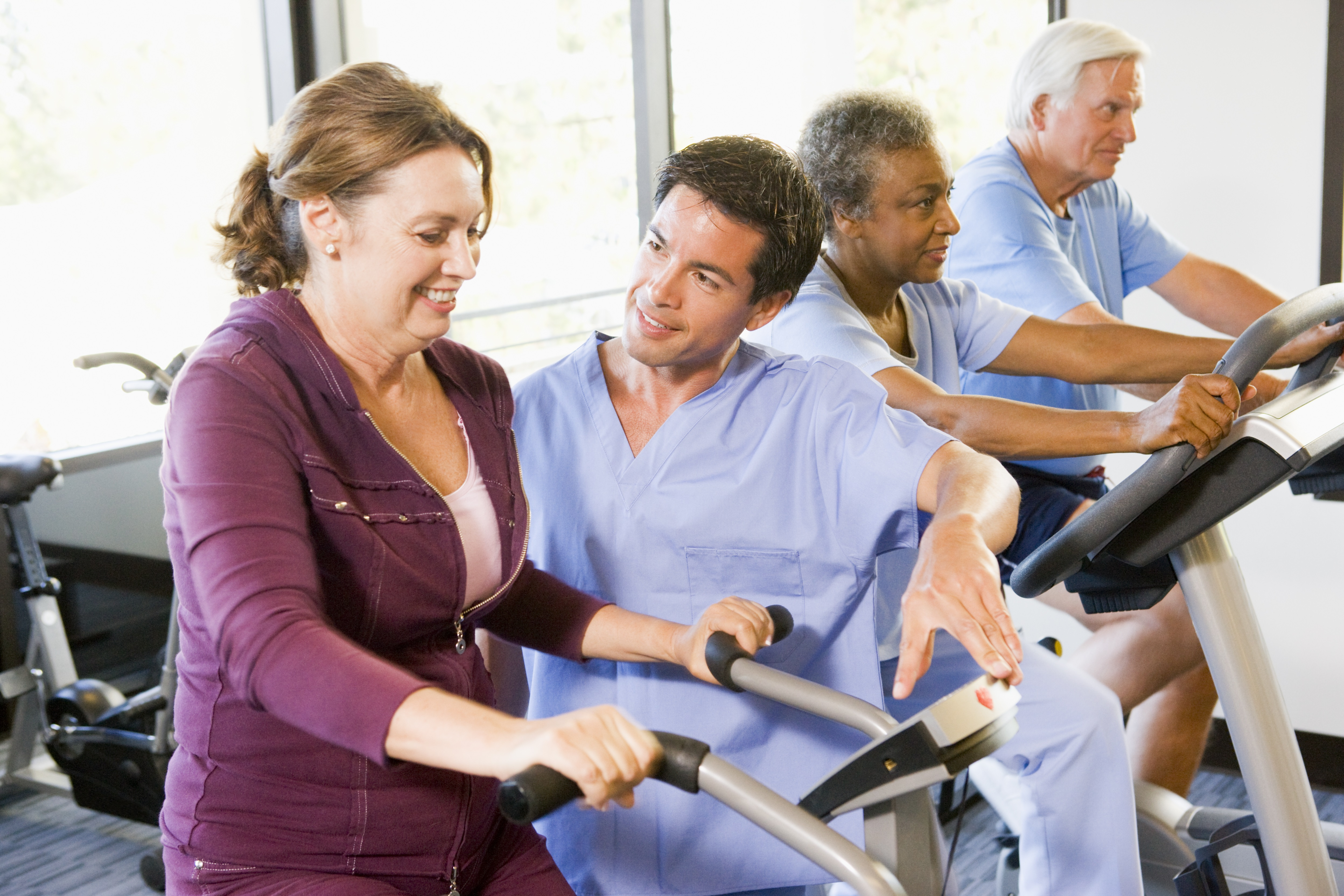 PT with Patient on Treadmill (00000003)