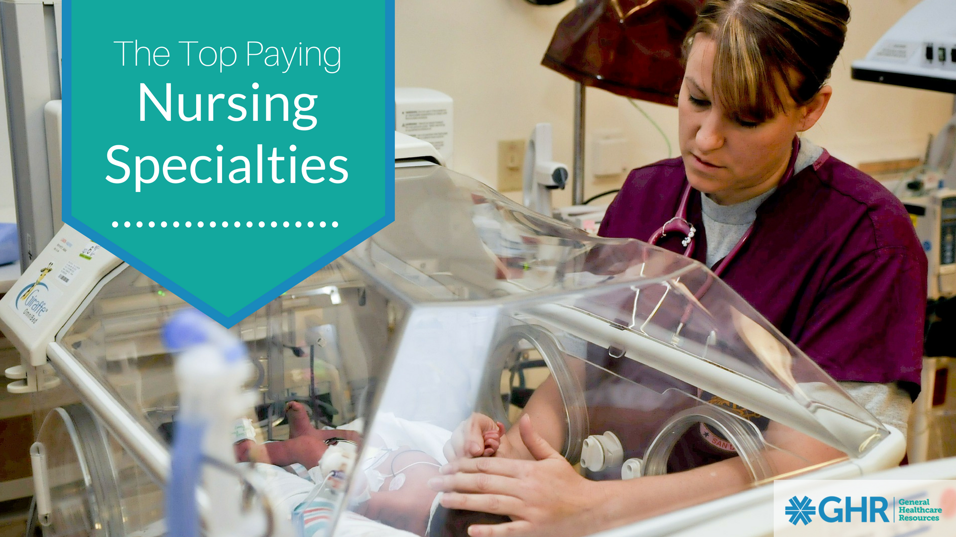 The Top PayingNursingSpecialties - GHR